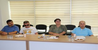 Engelliler Komisyonu Toplandı