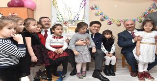 Beşiktaş Belediyesi'nden Anasınıfı Açılışı!