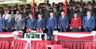6 Eylül Balıkesir'in düşman işgalinden kurtuluşunun 96. yıl dönümü düzenlenen törenle kutlandı.