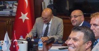 İzmir'e Asya'dan Narlıdere Metrosu için 50 Milyon Euro'luk kredi