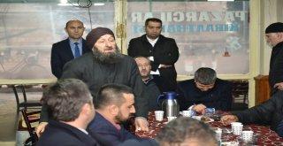 Aktaş: 'Bursa'yı daha ileriye taşımanın derdindeyiz'