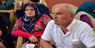 Başkan Şahin Şehit Adem Guven'in Ailesini Ziyaret Etti
