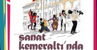 Sanat İzmir sokaklarında