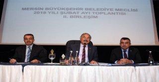 Büyükşehir Belediyesi Şubat Ayı İkinci Birleşimi Gerçekleşti