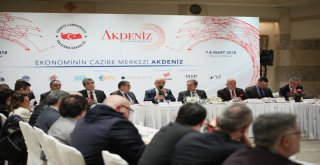 Başkan Kocamaz Akdeniz Ekonomi Forumu Tanıtım Toplantısı?na Katıldı