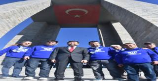 Beşiktaş Belediyesi Çanakkale'de!