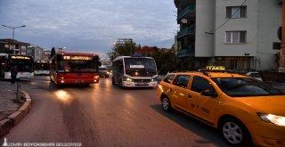 İZBAN hattına minibüs takviyesi