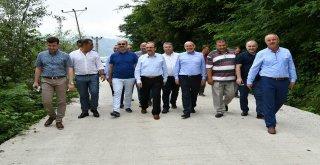 Başkan Şahin: Beton Yolda Atağa Geçtik
