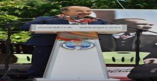 ATATÜRK SİLUETLİ BARIŞ VE ÖZGÜRLÜK ORMANI'NIN İLK FİDANLARI DİKİLDİ