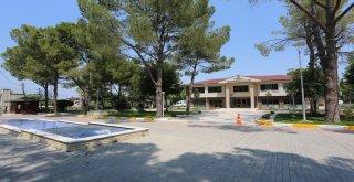 Büyükşehir, Asri Mezarlık Kompleksi'ni tamamladı