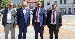 Başkan Zolan : 'Büyükşehire ne gerek var diyenler, gelsinler Çameli'yi görsünler'