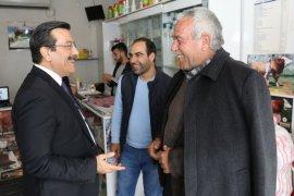 """Başkan Atilla: """"Her Zaman Hemşehrilerimizin Hizmetindeyiz"""""""