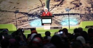 BİNLERCE ÇEVRECİ İBB'NİN 'İSTANBUL ULUSLARARASI ÇEVRE ZİRVESİ VE FUARI'NDA BULUŞTU