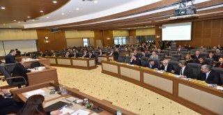 Bursa'nın 2019 bütçesine onay