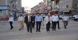 Belediye Başkanımız İrfan Tatlıoğlu'nu, TÜGVA Temsilcileri ve gençleri makamında ziyaret etti.
