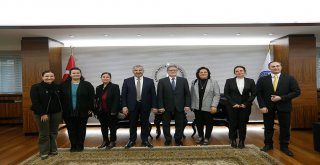Dünya Bankası Temiz Hava İçin Kayseri Büyükşehir'i Seçti