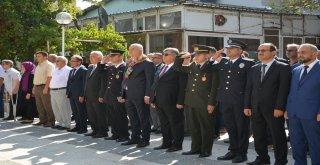 Büyük Zafer'in 96. yılı Orhaneli'de düzenlenen törenle kutlandı.