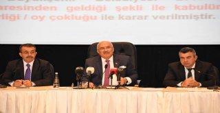 Mersin Büyükşehir Belediyesi'nin 2018 Yılı Bütçe Görüşmeleri Başladı
