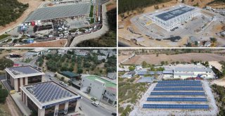 Menteşe Otogarı Tükettiği Elektriği Güneşten Karşılıyor