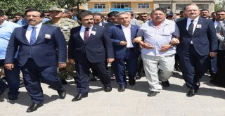 Şehit Mehmet Kürşad Yılmaz son yolculuğuna uğurlandı