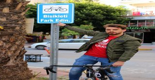 Kesintisiz bisiklet yolu projesinde çalışmalar başladı
