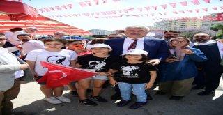 Başkan Zeydan Karalar, 19 Mayıs'ın 100. Yıl Kutlamalarına Katıldı