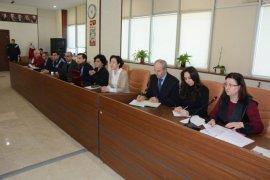 Keşan'da Şubat Ayı Meclis Toplantısı yapıldı.