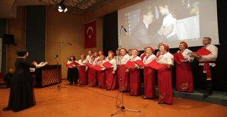 Türk-Ukrayna-Kırım gecesinden dünyaya barış ve dostluk mesajı