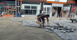 Büyükşehir Belediyesi 260 bin ton asfalt serdi