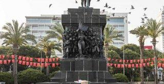 Atatürk'ün Samsun'a çıkışının 101'inci yılı kutlandı