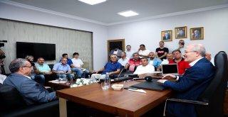 Balıkesir Büyükşehir Belediyesi'nin iştiraki olan BALTOK A.Ş. ile Bandırmaspor Kulübü arasında sırt reklamı ve isim hakkı sponsorluk anlaşması imzalandı. Balıkesir Büyükşehir Belediye Başkanı Zekai Ka