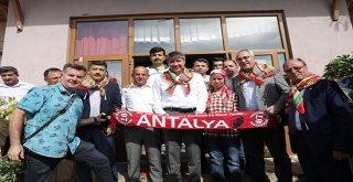 Türel: 'Yörük Köyü Boğaçayı'nda yapılacak'