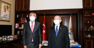 Kemal Kılıçdaroğlu, Zeydan Karalar'ı ziyaret etti