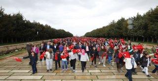 MUDANYA'NIN GURUR GÜNÜ: BİN 283 ÖĞRENCİ ATA'NIN HUZURUNA ÇIKTI