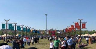 Yenikapı'daki Festivalde Kayseri'de Yer Aldı