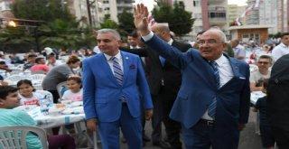 Ramazan'ın 6. Günü Mezitli'de Uğurlandı
