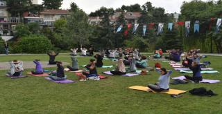 Etiler Sanatçılar Parkı'nda Yoga ve Pilates Keyfi!
