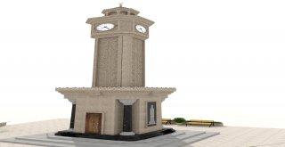 Ümraniye Yeni Bir Meydan ve Saat Kulesine Kavuşuyor