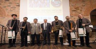 Anadolu Nefesli Beşlisi'nden Müzik Ziyafeti