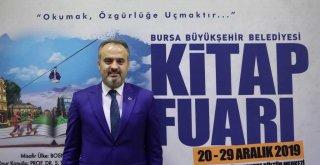 Bursa'da kitap şöleni