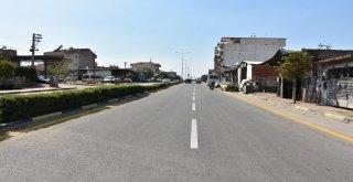 Sarıgöl Caddesi Hem Estetik Kazandı, Hem Güvenlik