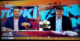 Başkan Türel 'Uyan Türkiyem'in konuğu oldu