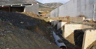Alanya'da 5 mahallenin yağmur suyu sorunu çözülüyor