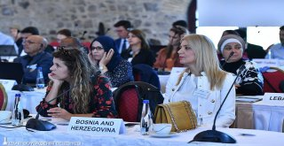 Akdeniz ülkeleri İzmir'de buluştu