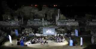 Side Antik Tiyatro'sunda Film müzikleri yankılandı