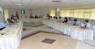1. Gözetim Tetkiki Açılış Toplantısı Gerçekleştiriliyor
