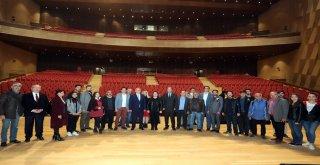 Denizli Büyükşehir'den Ege'nin en büyük kongre ve kültür merkezi