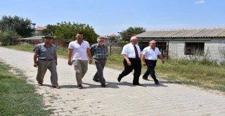Başkan Albayrak'tan Malkara'da Vatandaşlara Ziyaret