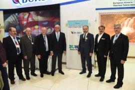'Turizm' fuarına Bursa imzası