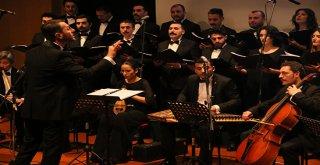 'İsmail Dede Efendi Eserleri' konseri dinleyenleri mest etti